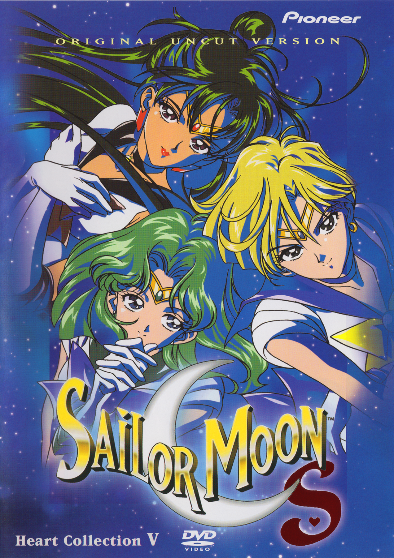 Sailor Moon S - Heart Collection V