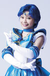 Momoyo Koyama - Sailor Mercury (voyage)