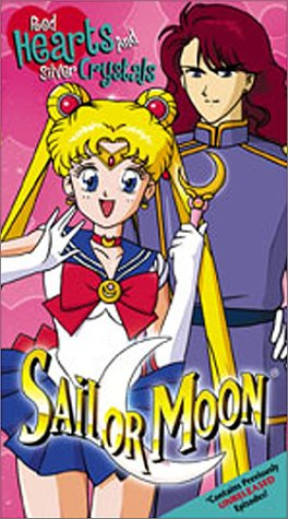 Sailor Moon: Red Hearts and Silver Crystals