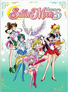 Sailor Moon SuperS Part 2 (English DVD)