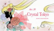 SMC; Act-20 Crystal Tokyo, King Endymion Ep-Title Card.png
