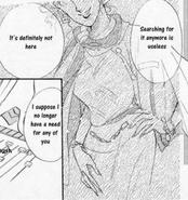 Manga zoisite disguise 1