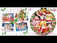 ♪ Sailor Moon SuperS Christmas For You♪~04 Omedetou Christmas We Wish You a Merry Christmas