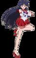Sailor Mars Season III Crystal Design