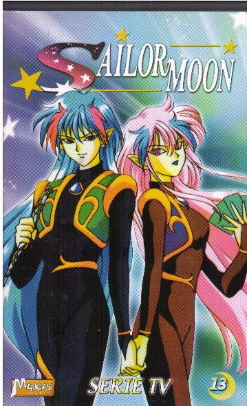 Sailor Moon, Volume 13 (French VHS)