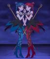 Cyprine i Ptilol (Crystal)