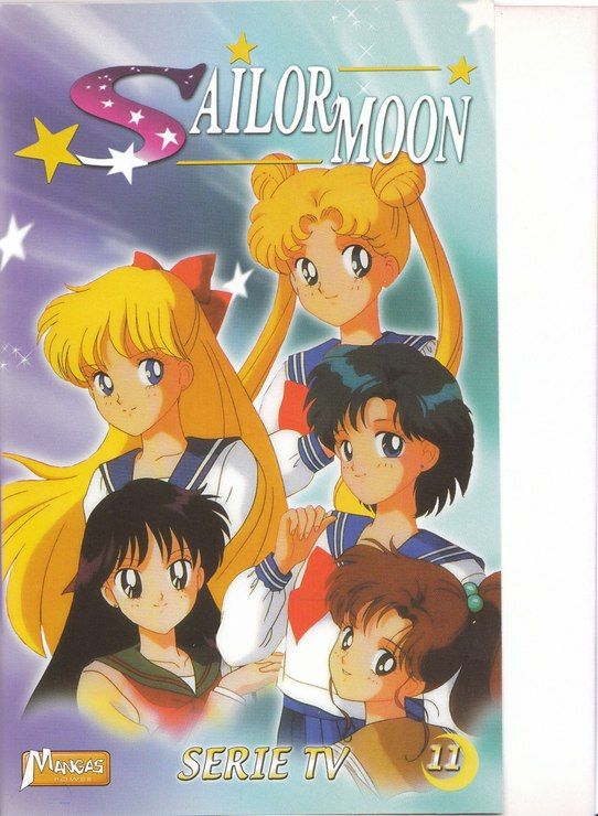 Sailor Moon, Volume 11 (French VHS)
