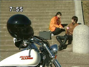 Motocykl Mamoru PGSM - act15