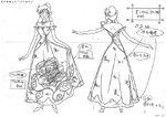Makoto Outfit Design 147 V2