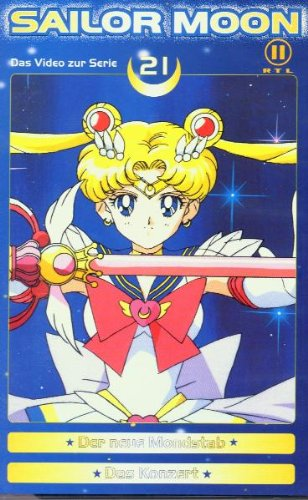 Sailor Moon - The Video to the Series 21