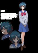 Ami Mizuno (Sailor Moon Crystal)