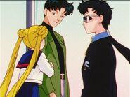 Sailor moon sailor stars episode 173 mamoru meets seiya
