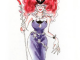 Queen Beryl (manga)