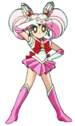 Chibi Moon's final pose (1994)