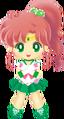 Sailor Jupiter (Manga Design)