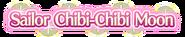 Sailor Chibi-Chibi Moon logo