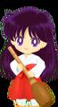 Rei Hino (Shrine Maiden)
