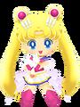Super Sailor Moon (Crisis Moon)