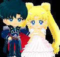 Princess Serenity & Endymion