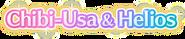Chibi-Usa & Helios logo