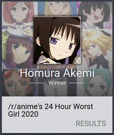 24 hour worst girl