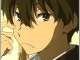 Houtarou Oreki