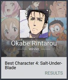 Best character 4 winner