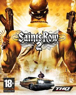 Saints Row 2 - Jaquette.jpg