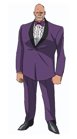 Tokumaru Tatsumi (Omega)
