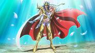 Milo y Shoko en la quinta imagen promocional del anime de Saintia Sho