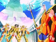 Hyoga, Seiya y Shiryu vs Poseidón.jpg
