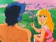 Esmeralda & Flowers
