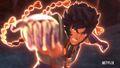 KotZ Netflix Phoenix Ikki throw a punch