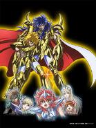 Tercera ilustración del anime de Saintia Sho (Sin texto)