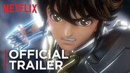 Saint Seiya Knights of the Zodiac Official Trailer HD Netflix