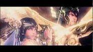 Saint Seiya Legend of Sanctuary - Trailer 2014