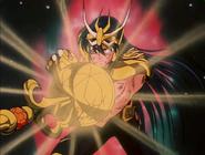 Shiryu en Armure d'Or du Dragon