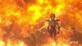 KotZ Netflix Phoenix Ikki walk through the fire