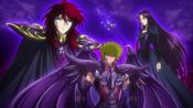 Hades(Shun) and His Army