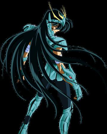 Dragon Shiryu Seiyapedia Fandom Black dragon or demon armor with red tabard. dragon shiryu seiyapedia fandom