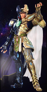 Gemini saga cgi
