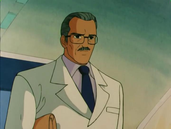 Dr. Asamori