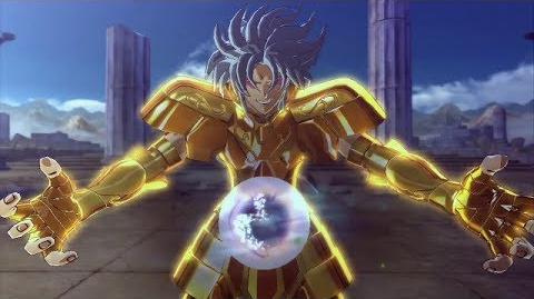 聖闘士星矢 ブレイブ・ソルジャーズ - Saint Seiya Brave Soldiers - Evil Saga vs Gold Shion