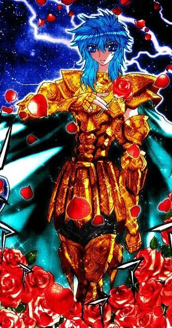 Forearm armor fish piscis knights 1987 gold zodiac saint seiya