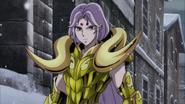 Aries Mū (Soul of Gold)