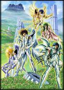 Armures Divine (Anime)