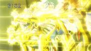 Athena Exclamation Shiryu,Fudou,Kiki,Genbu.jpeg