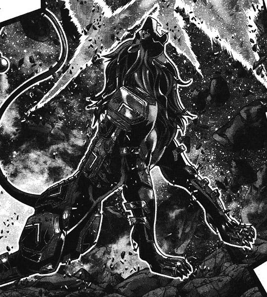 Elektron Teru (Amber Beast)