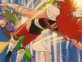 Shaina kicks Marin