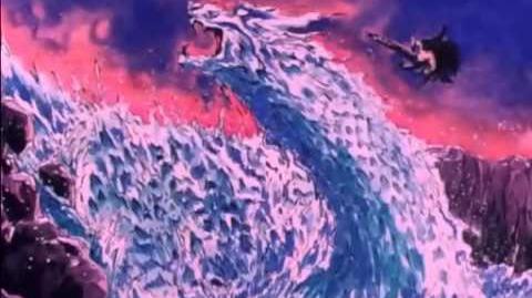 Les chevalier du zodiaque episode 5 Le Cosmos de l'amitie une miraculeuse resurrection